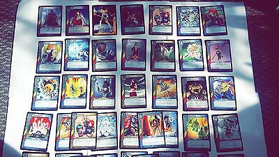 Shaman King Trading Card Game 39 Cards 1 Holographic - Opening Attack