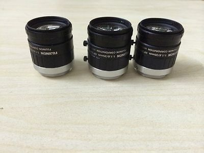 1PC Used FUJINON 1: 1.4 16MM HF16HA-1B high-definition camera lens