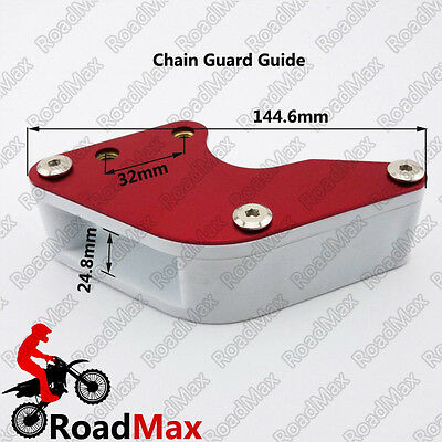 Motorcycle Chain Guide Rear Swingarm Guard 50cc-160cc Chinese Pit Dirt Bike