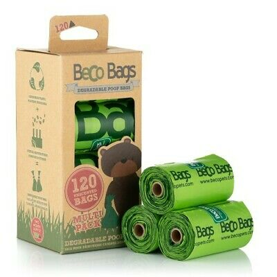 Beco Pets, Beco Bags Multi 8 x 15 X 120, Premium Service, Fast Dispatch