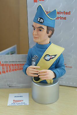 VIRGIL TRACY BUST  from THUNDERBIRDS TBHG02 LIMITED EDITION ROBERT HARROP MIB