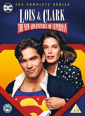 Lois & Clark - The New Adventures of Superman: Complete Series (DVD)