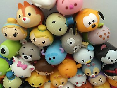 Disney Tsum Tsum Squishy Figures Vinyl - Series 1 -  1St Shipping - More Added