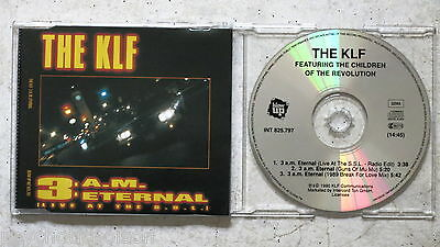 KLF - feat. The Children Of The Revolution  3 A.M. Eternal (Live At INT 825.797