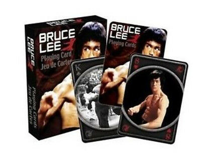 Bruce Lee Movies Photo Illustrated Playing Cards SEALED