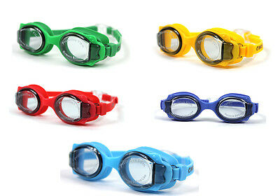 Kids & Adults Swimming Goggles Ear plug Pool Glasses Children Boys Girls caps