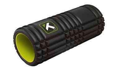 Trigger Point Performance The Grid 1.0 Foam Roller, Black (13 x 5 inch)
