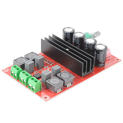 100W+100W TPA3116 D2 Digital Audio Amplifier Board DC 12-24V for Arduino TE532