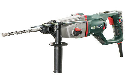 """METABO KHE-D26 1"""" SDS Combination Rotary Hammer 601109420"""