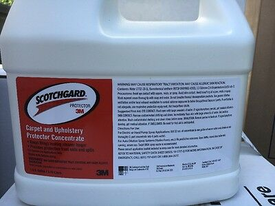 Scotchgard Carpet And Upholstery Protector Concentrate (3M)