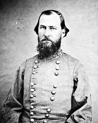 New 11x14 Civil War Photo: CSA Confederate General Bryan Grimes