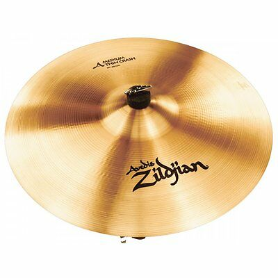 Zildjian A Medium Thin Crash Cymbal - 18""