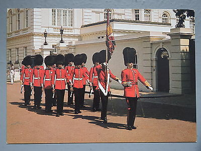 R&L Postcard: London, Guards Marching, J Arthur Dixon