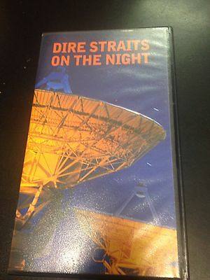 Dire Straits On The Night VHS Videocassetta