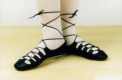 NEW Highland Dance shoes BRIGADOON SOFT SHOES