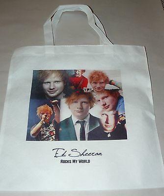 Ed Sheeran -  Collage Tote Bag