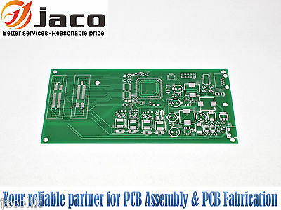 Prototype PCB Manufacture Etching Fabrication - 2 Layers start from US$12.9+