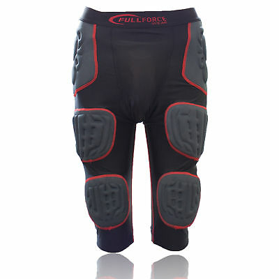 Full Force american football underpants AntiShock with 7 pocket Integrated pads