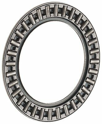 INA AXK6590 Thrust Needle Bearing, Axial Cage and Roller, Steel Cage, Open End