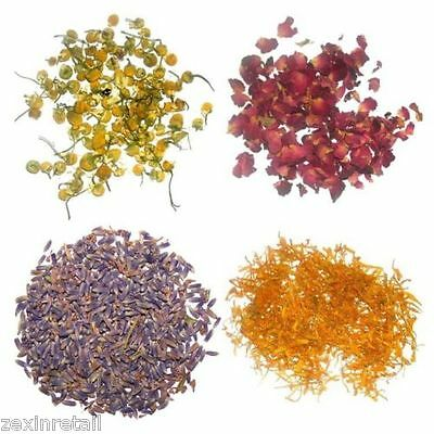DRIED FLOWERS - For Crafts, Potpourri, Floral Displays etc - Same Day Despatch