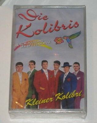 MC/SEALED/DIE KOLIBRIS/KLEINER KOLIBRI/mcp 128821/NEU NEW