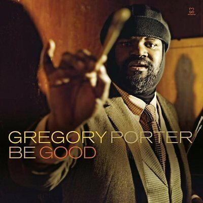 GREGORY PORTER : BE GOOD (180g LP Vinyl) sealed