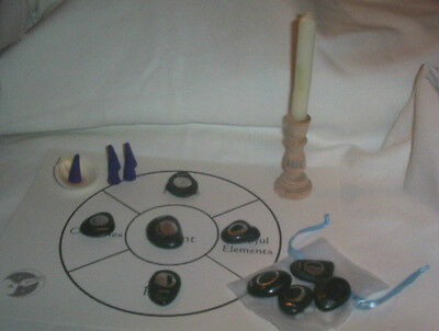Moon Goddess Oracle Kit Exclusive Original FREE US SHIPPING