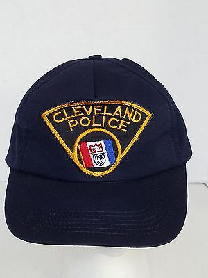 Cleveland Ohio Police Ball Cap Hat