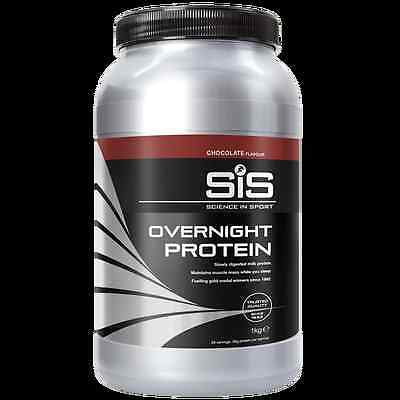 Science in Sport (SiS) Overnight Protein 1kg - Chocolate