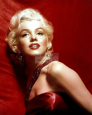 Marilyn Monroe Sex-Symbol Iconic Actress - 8X10 Publicity Photo (Zy-179)