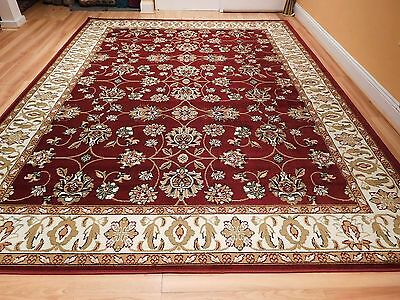 Large Traditional 8x11 Oriental Area Rug Persian Rugs 5x8 Carpet 2x3 Living Room