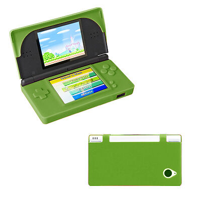 for Nintendo DS XL / LL Neon Green Silicone Case Cover