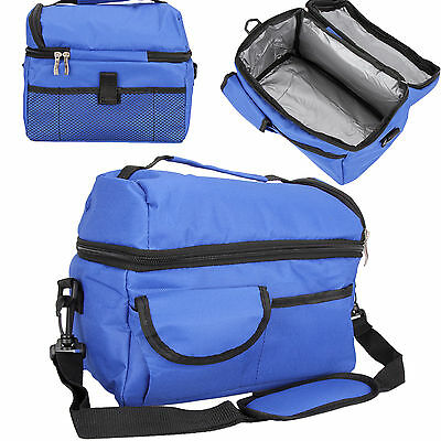 Insulated Hot Cool Cooler Bag Picnic Box Camping Food Drink Lunch Bag Storage