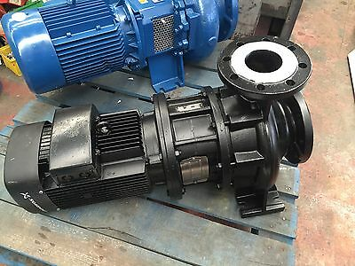 Large Grundfos Centrifugal 3-Phase Electric Motor Pump