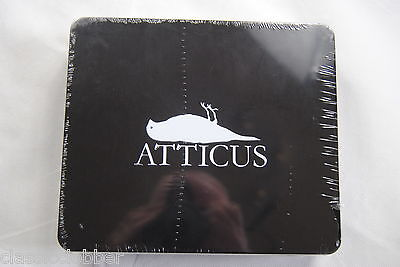 Atticus Clothing Dead Crow Tin Set New Official T Shirt Beanie Presents Vol.1 Cd