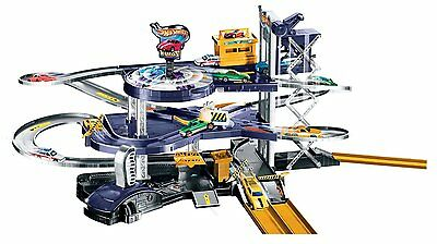 Hot Wheels Mega Garage Track Set Big Ages 3+ New Toy Play Boys Girls Fun Large