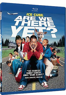 ARE WE THERE YET ?  (Ice Cube)  - BLU RAY -  Region A - Sealed