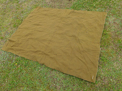 #2/ Original US ARMY Wool Blanket OD Wolldecke Decke WW2 Korea Vietnam