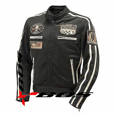 blouson moto textile homme sport t noir hommes de moto veste t taille 3xl eur 70 00. Black Bedroom Furniture Sets. Home Design Ideas