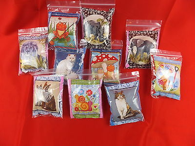 Small Catnip Sack / Kicker  / Cuddle Toy / Soft Pouch Toy Cto 04