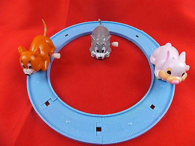 Mini Wind Up Toy & Track Fun Times For Cats   Cto 05