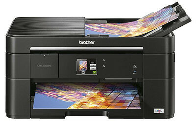 Brother MFC-J5320DW A4 Colour Multifunction Inkjet Printer - Bargain