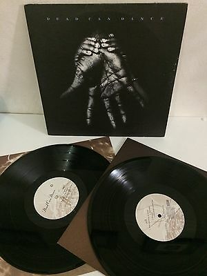 Dead Can Dance - Into The Labyrinth 2 LP Vinyl 1st Press Uk DAD3013 EX-/EX