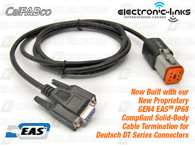 Harley Davidson CAN BUS SEPST 6-Pin Compliant ECM Tuning Cable EAS™ Technology