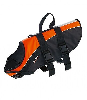 Baltic Dogs Lifejacket Mascot orange / black (Mod. 0430) Life jacket Dog