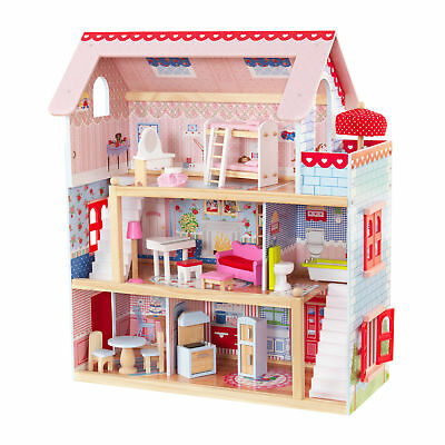 NEW Chelsea Dollhouse with Furniture