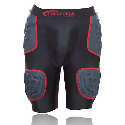 Full Force american football underpants AntiShock with 5 pocket integrated pads