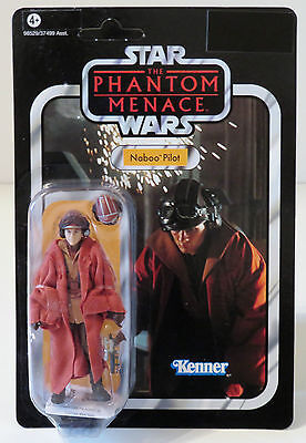 Star Wars Naboo Pilot Vc 72 Vintage Collection