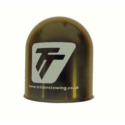 Trident Towing Trailer Towball Cap Black to fit 50mm tow balls