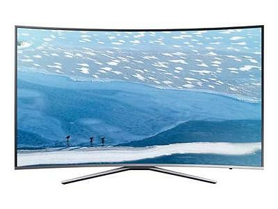 TV LED Samsung Smart UE65KU6500 Ultra HD 4K Curvo UE65KU6500UXZT Televisore